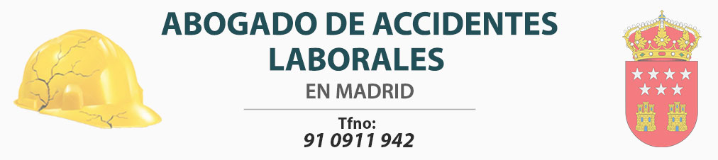 Abogado de Accidentes Laborales en Madrid